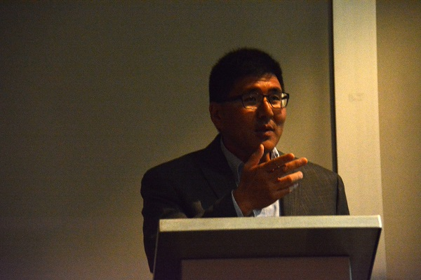 Will Tu concludes Panel 3