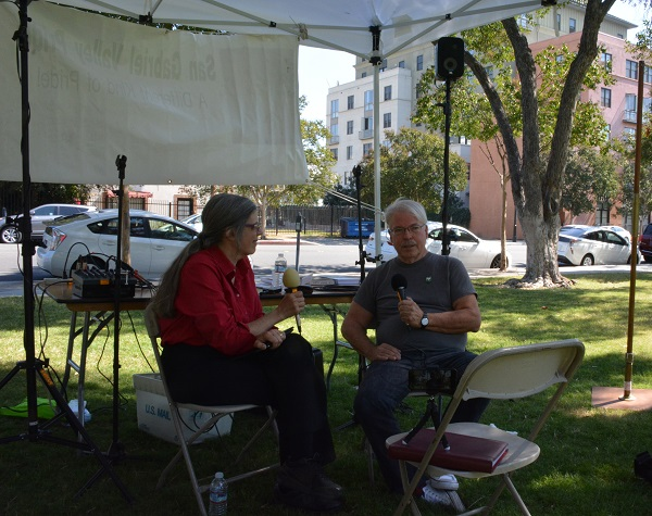 Dot interviews Dave Doody of JPL NASA at SGV Pride